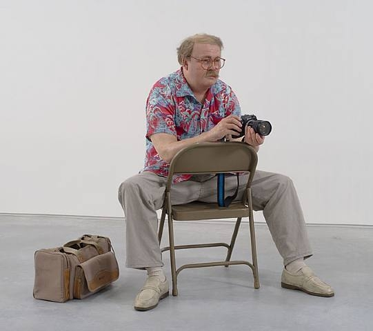 an analysis of duane hanson and his works Major duane hanson retrospective, first since his death, comes to brooks april 18 through june 13, 1999  the memphis brooks museum of art will present the first major retrospective of works by world-renowned sculptor duane hanson since his death in january, 1996.