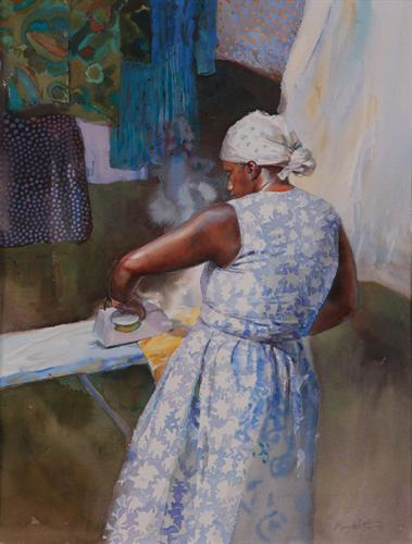 Artist Of The Moment Mary Whyte Diattaart Blog