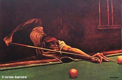 Artist Of The Moment Ernie Barnes Diattaart Blog