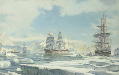 marine paintings | Diattaart Blog