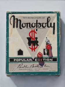 Monopoly by K Henderson