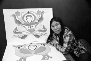 4115-Photo-Inuit-graphic-artist-and-sculptor-Kenojuak-Ashevak_g