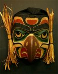 Native Mask – Sand Darling by CalvinHunt